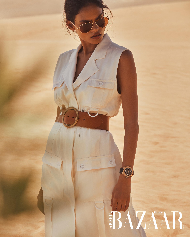 Richard Mille for Harper's Bazaar Arabia