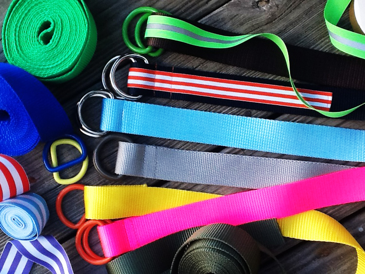 so many options for belts or harnesses - email coffeynyc@aol.com with ideas and we will email you back a sample