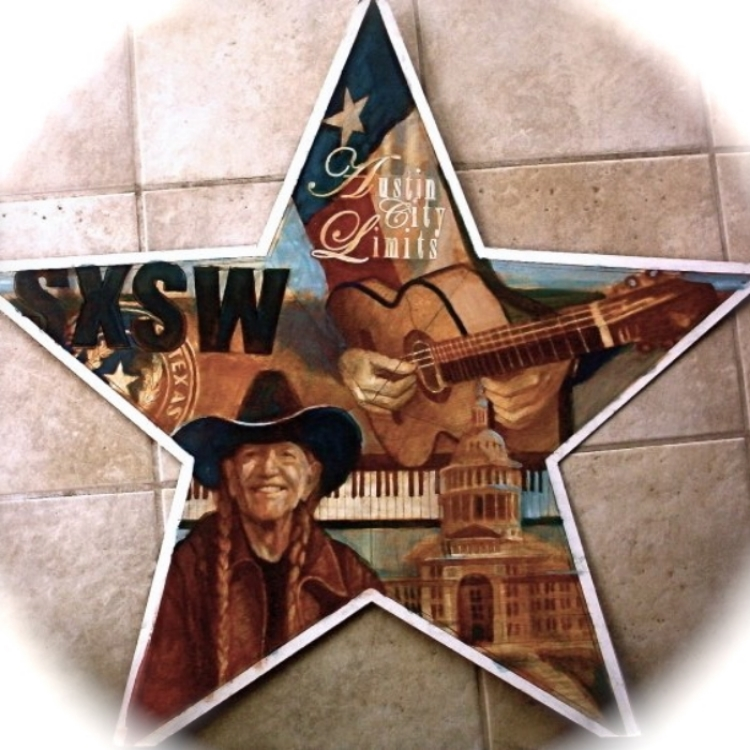 "'Willie Star', available as 6"" ornament, or 12"",18"",30"" Barn Star"