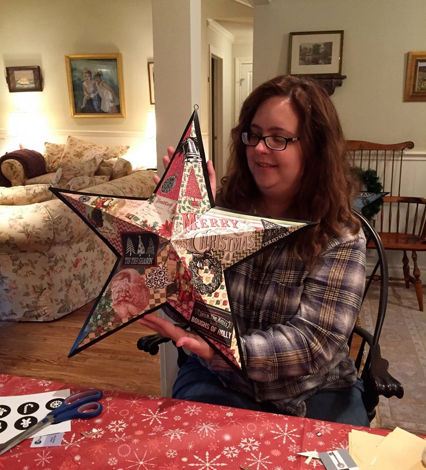holiday star workshop