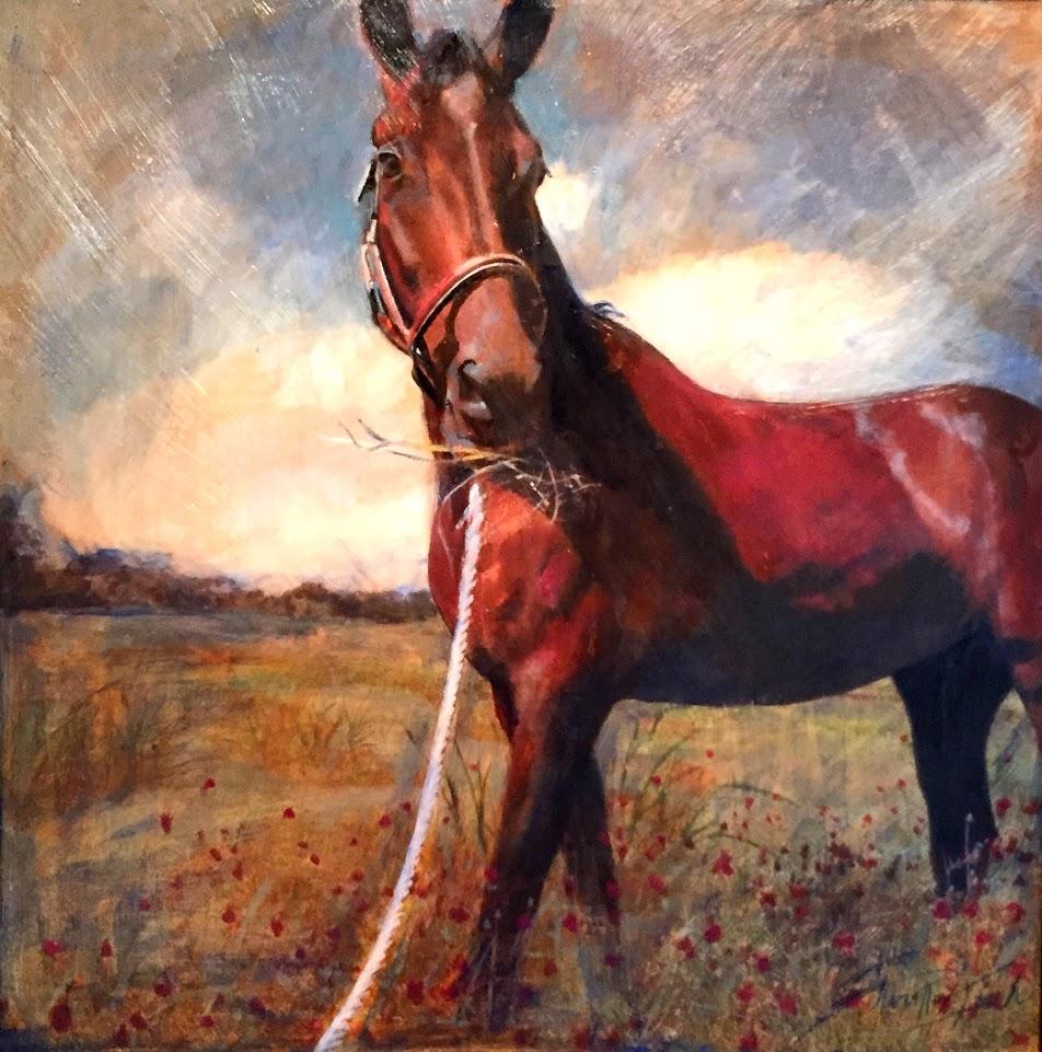 'Kelsey's Horse'