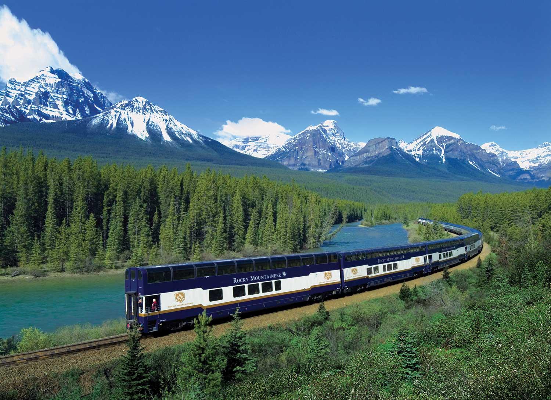 Rockymountaineer Train