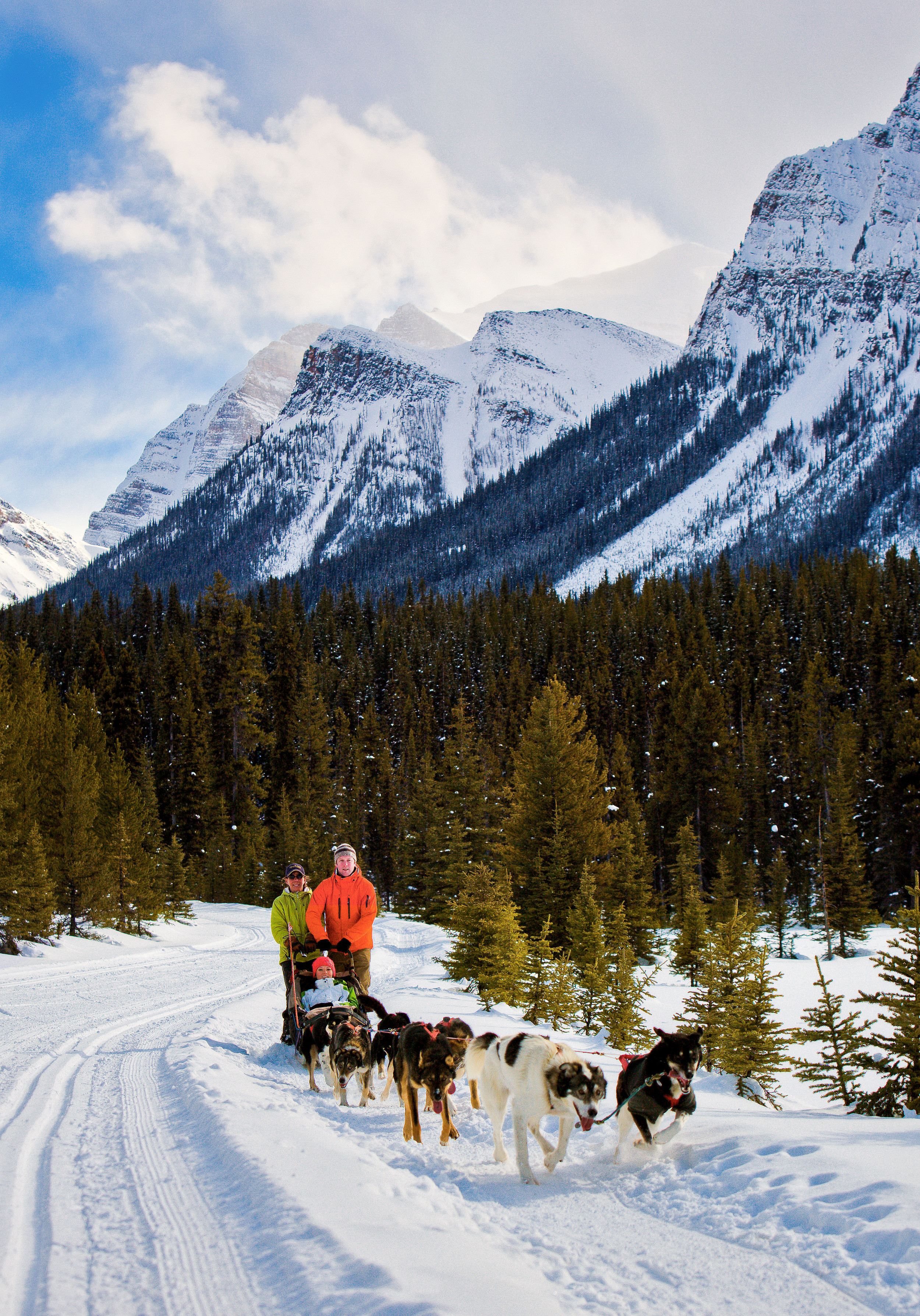 Photo courtesy of Banff Lake Louise Tourism