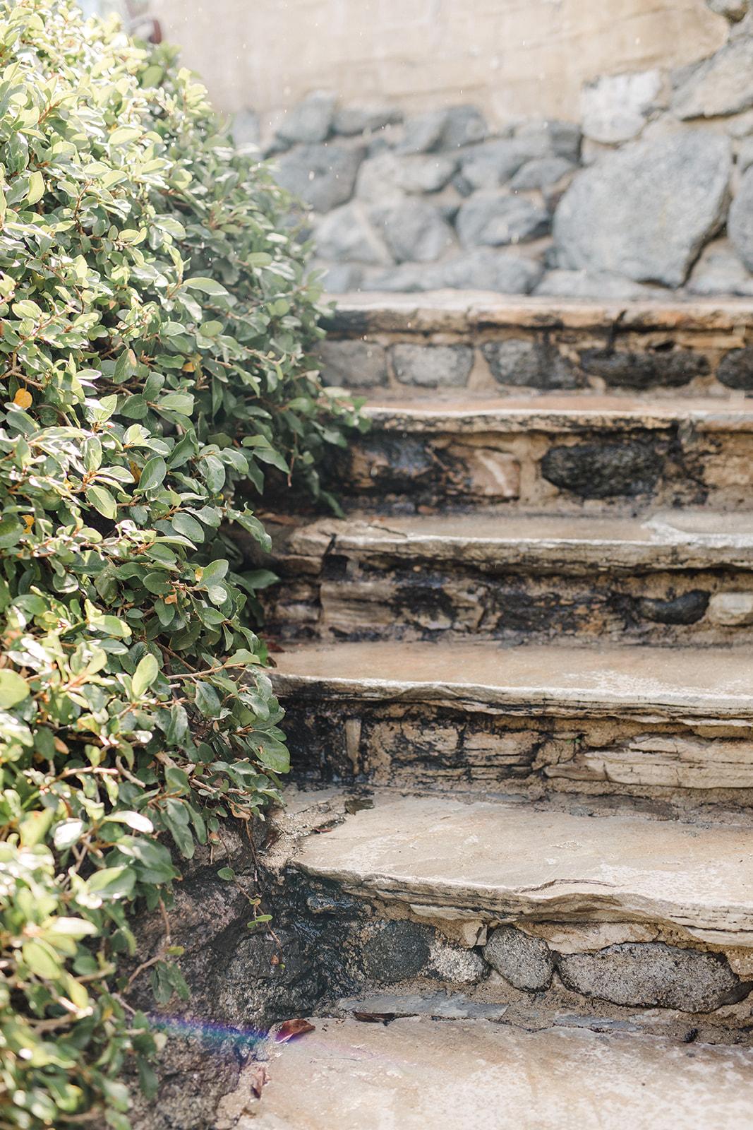 Bella Vista Colony 29 Stairway