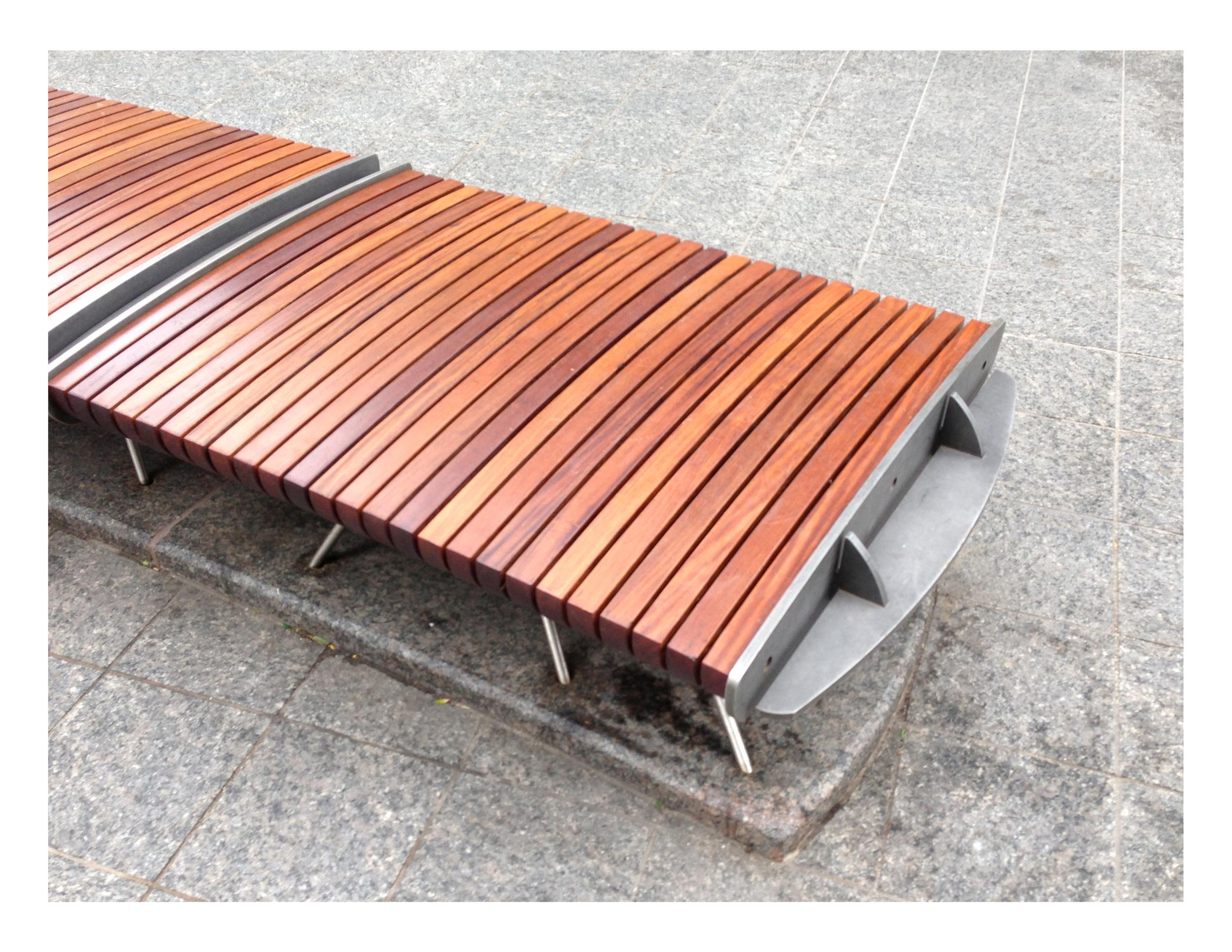BNY-Mellon Bench/ One Boston Place