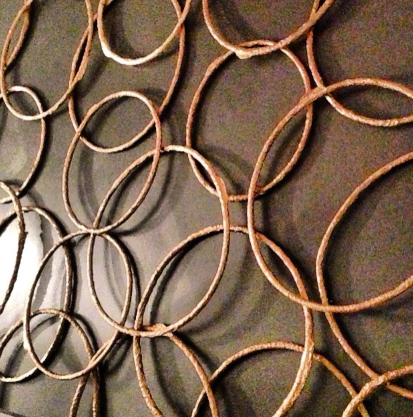 Circle of life , 2013. Mixed media. Installation.