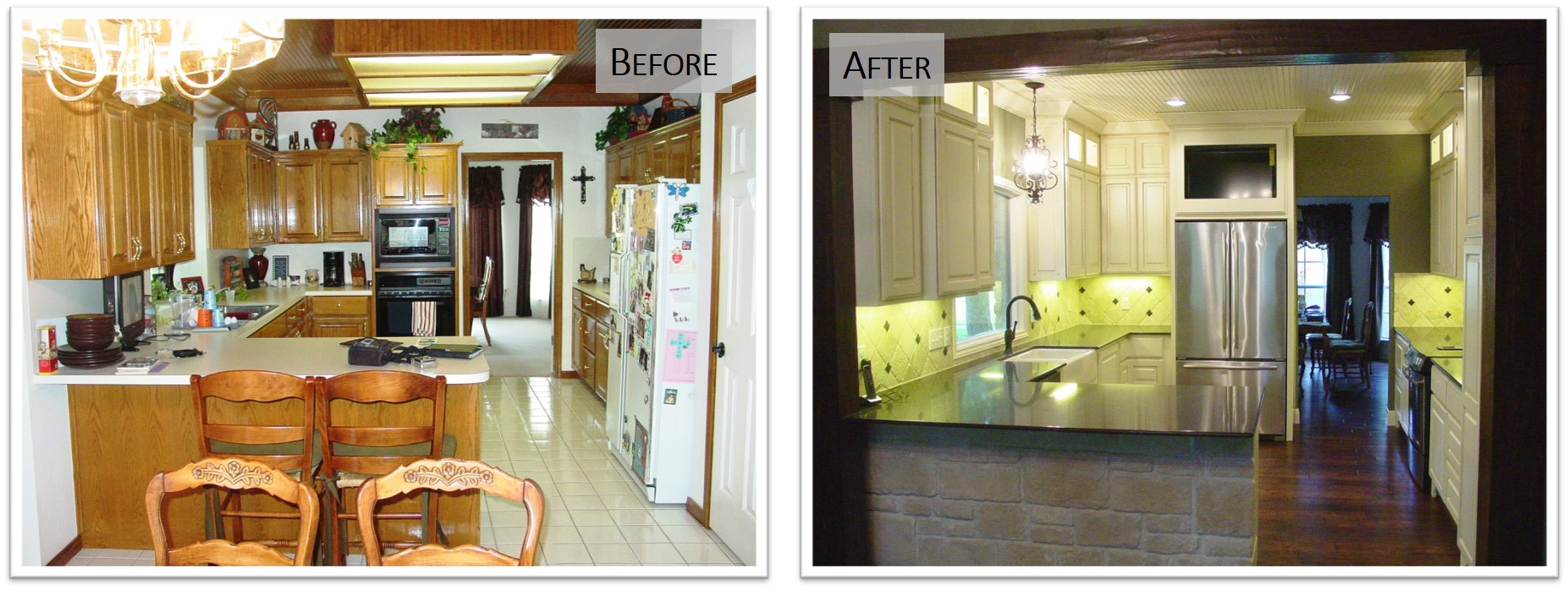 13205 CH, Kitchen2, Before and After, Bear Creek Homes.jpg