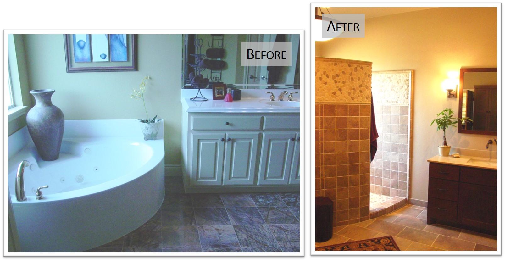 408 Lander, Shower1, Before and after, Bear Creek Homes.jpg