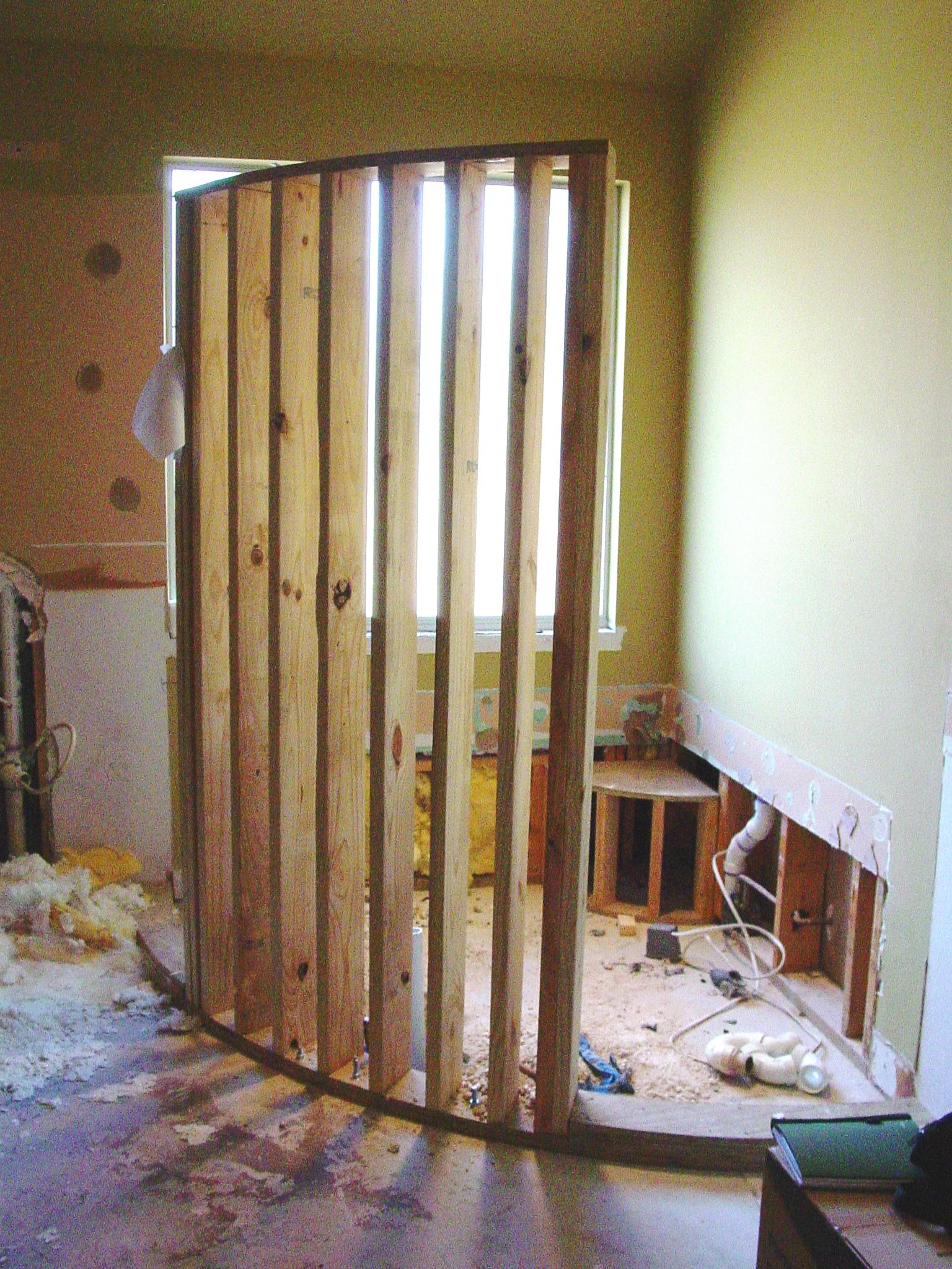 408 LL - Framing, Shower Wall.jpg