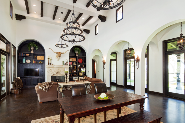 Custom Homes - Click to see some of our new custom homes.