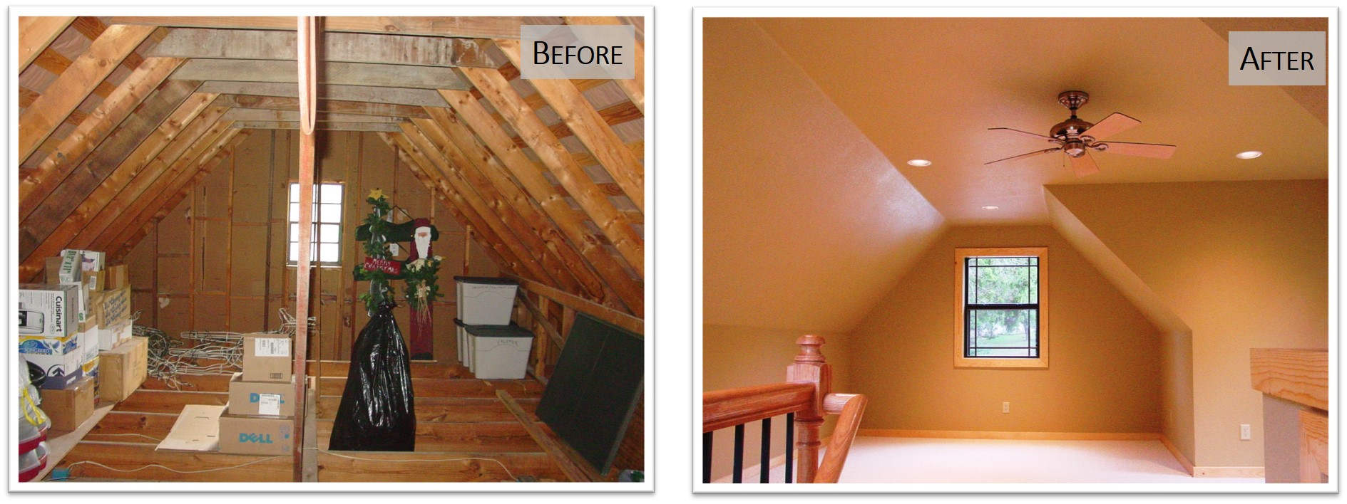 Remodels & Additions - View some of our remodels and additions.