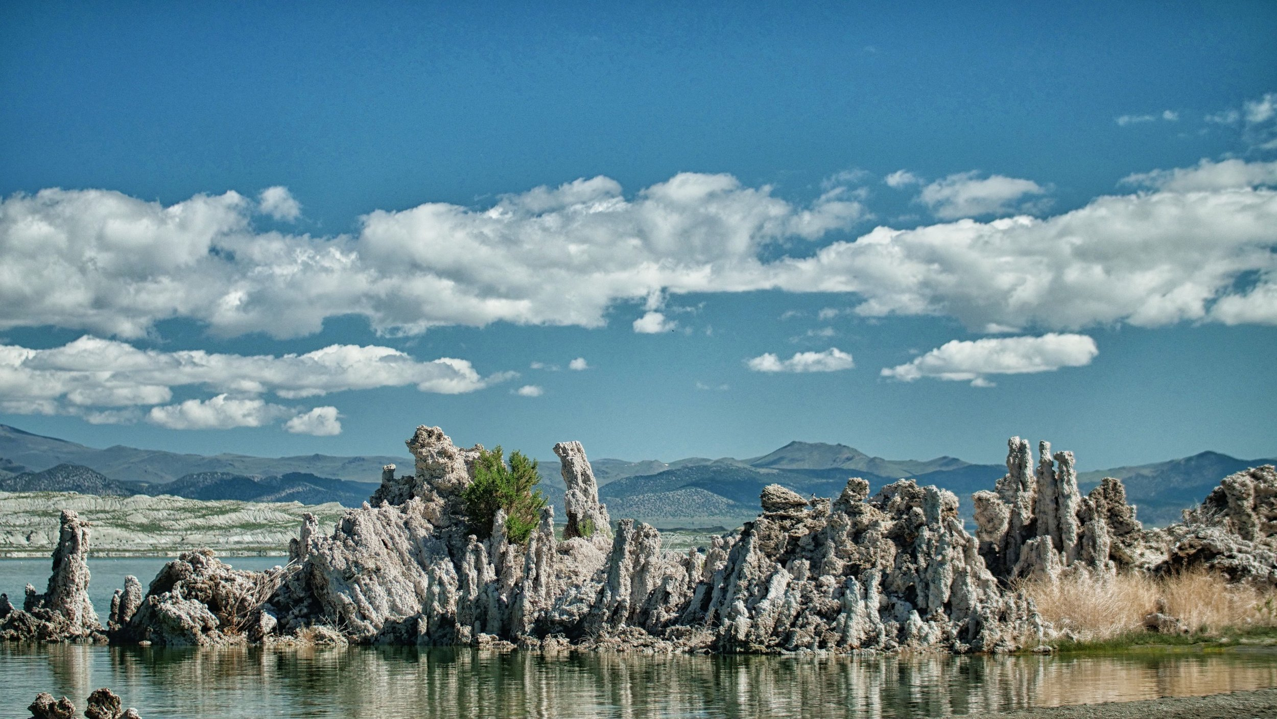 Mono Lake Tufi
