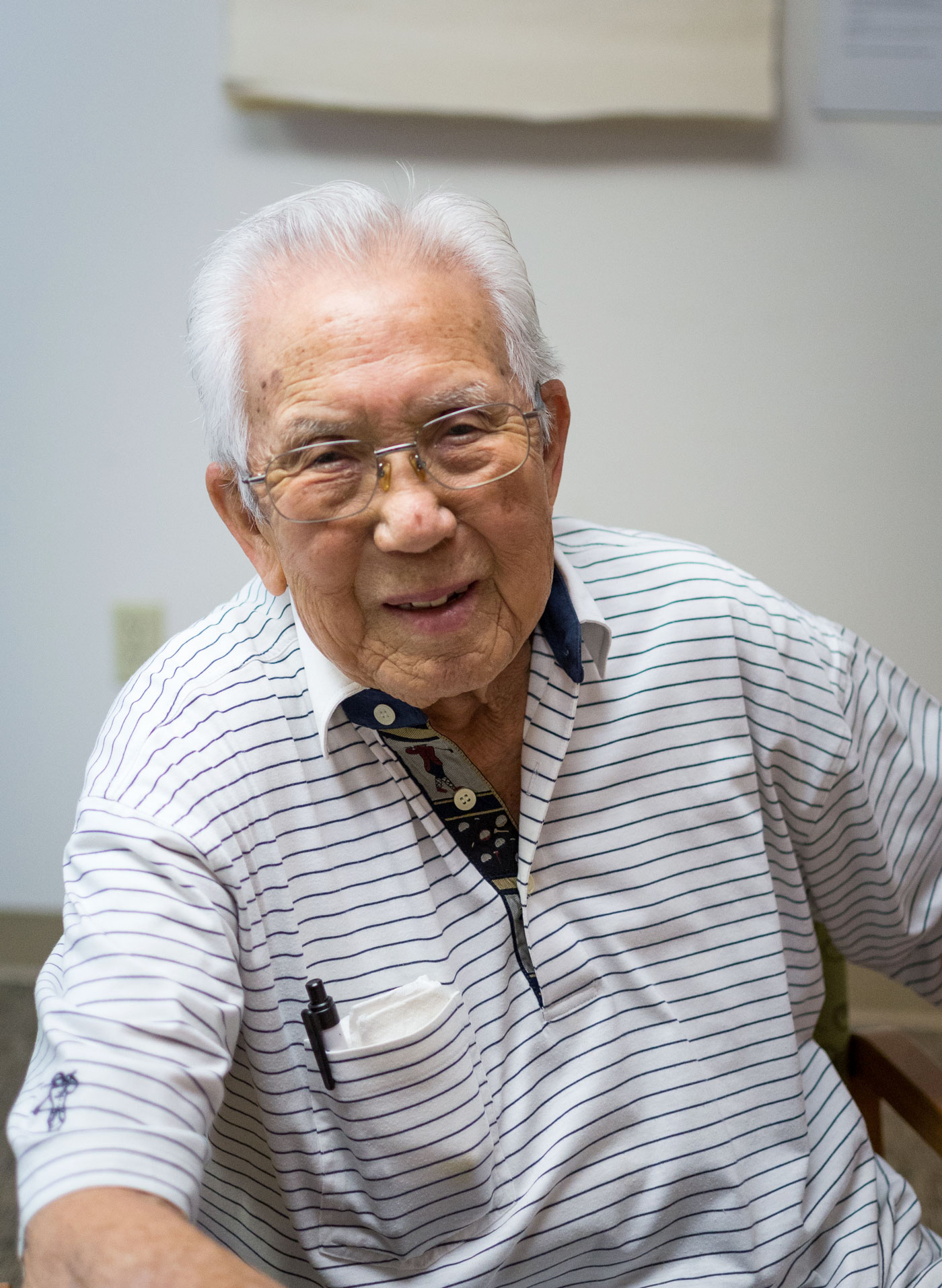 Joe Mizufuka - born May 19, 1921