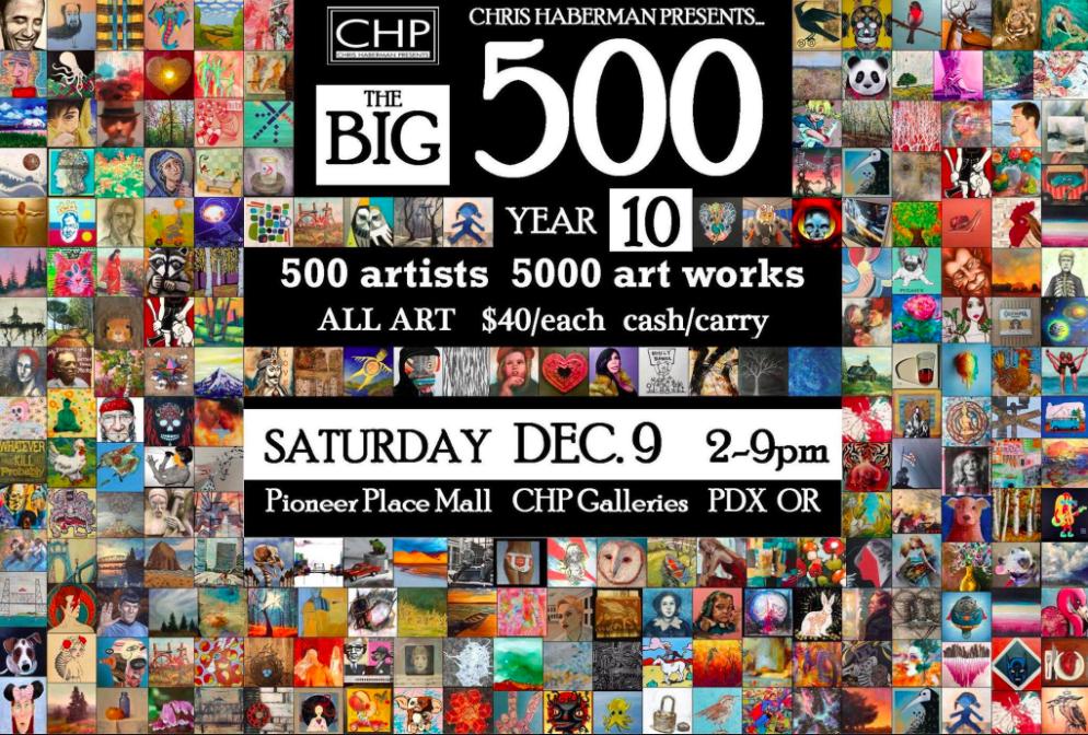 Big 500 Art Show