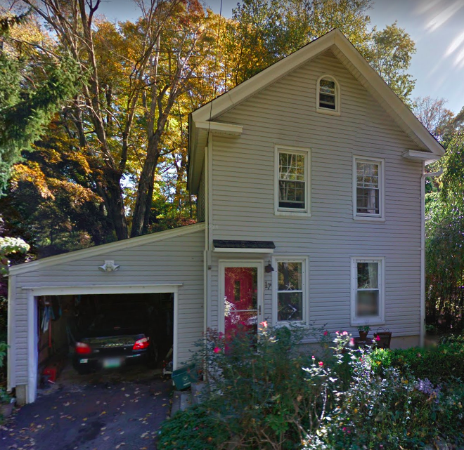 My old house in Sandy Hook, CT where I lived 2002-2005.