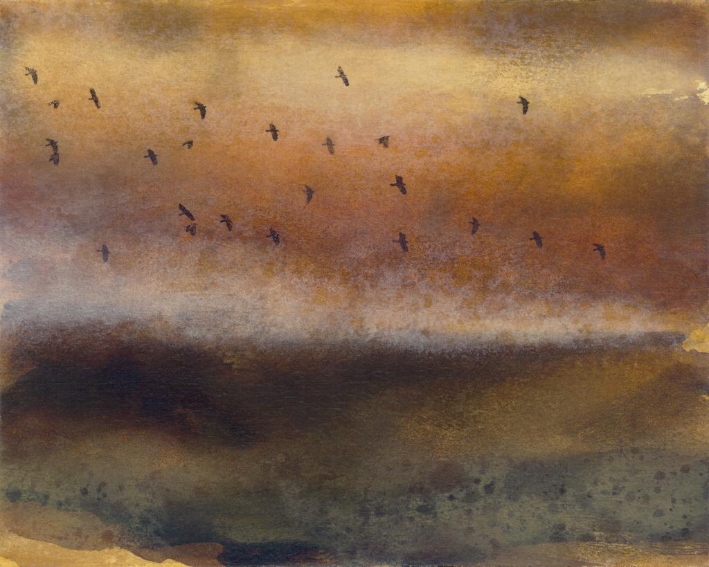 Crow Crusade, Rain Painting, Jeni Lee (1024x819).jpg
