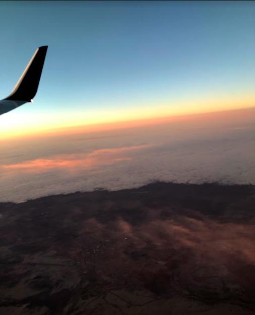 FlyingtoMexico