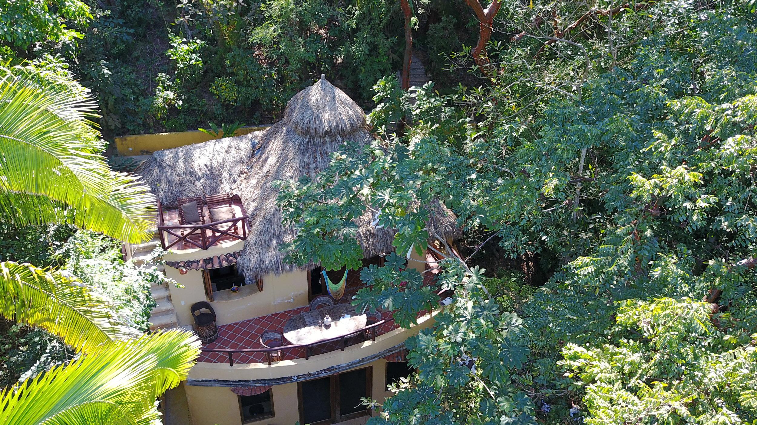 Casita Pumita at Tailwind Jungle Lodge