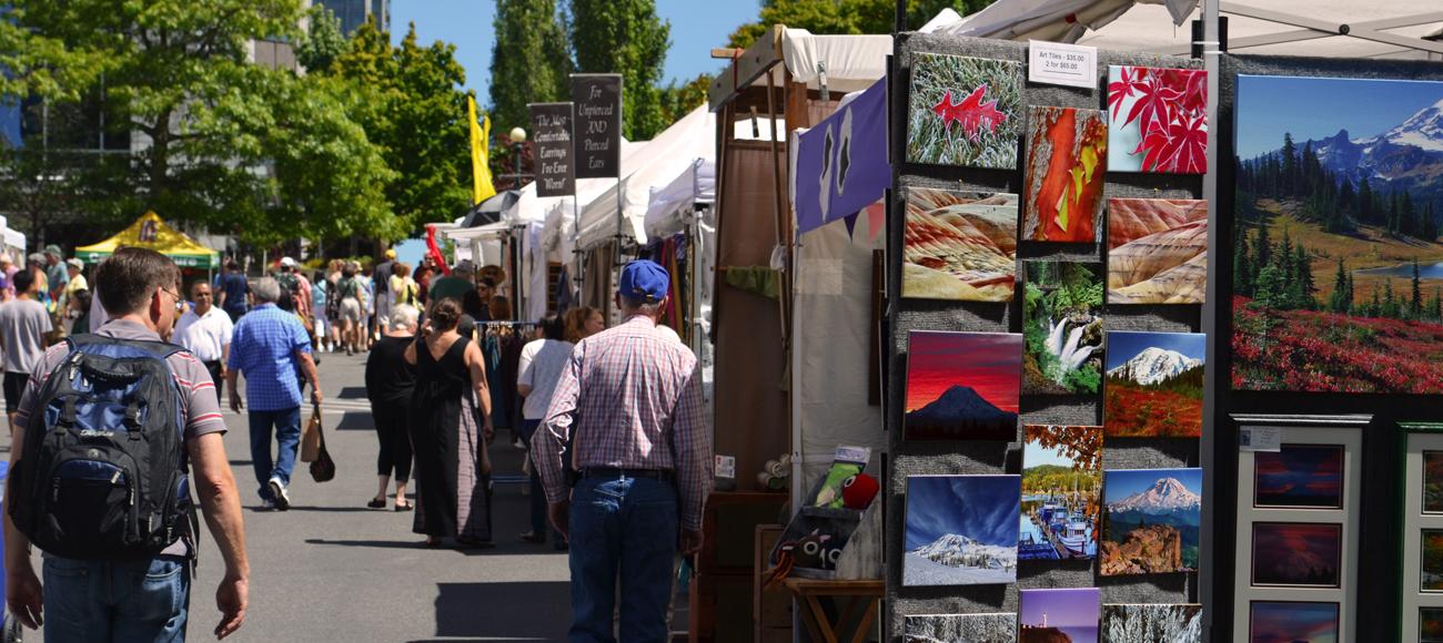 Bellevue 6th Street Fair