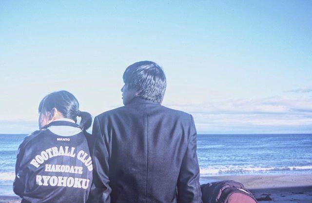 S N A P  # 7 •  Hakodate Football Club •  #ricohFF1 #35mm #streetphotography #kanazawa #japan #precision #portra #film #photography #artseries #artordie