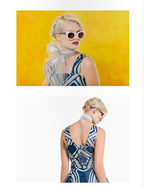 Marge Clothing Resort Lookbook