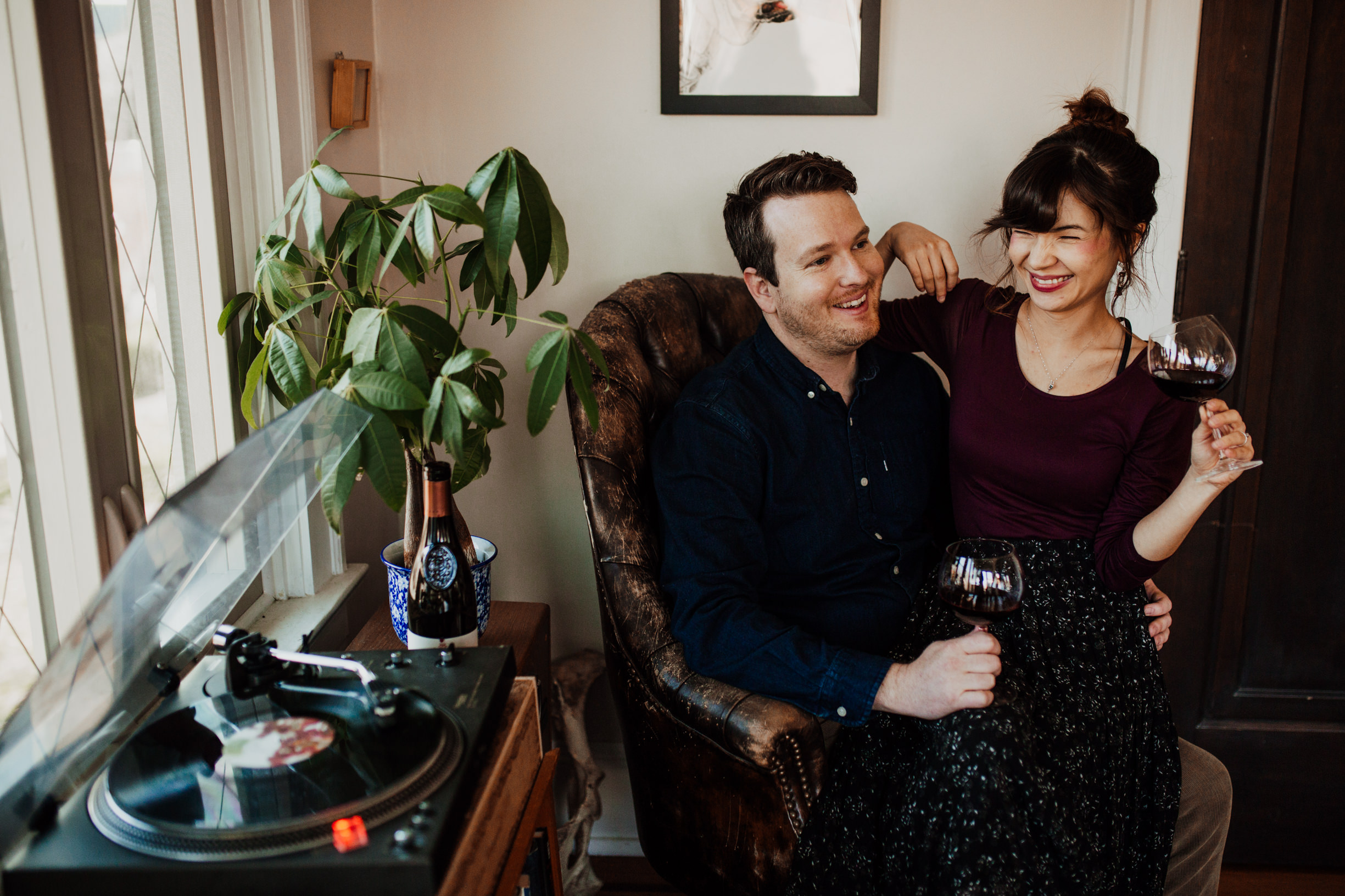 louisville-engagement-photographer-record-store-in-home-session-crystal-ludwick-photo (7 of 53).jpg