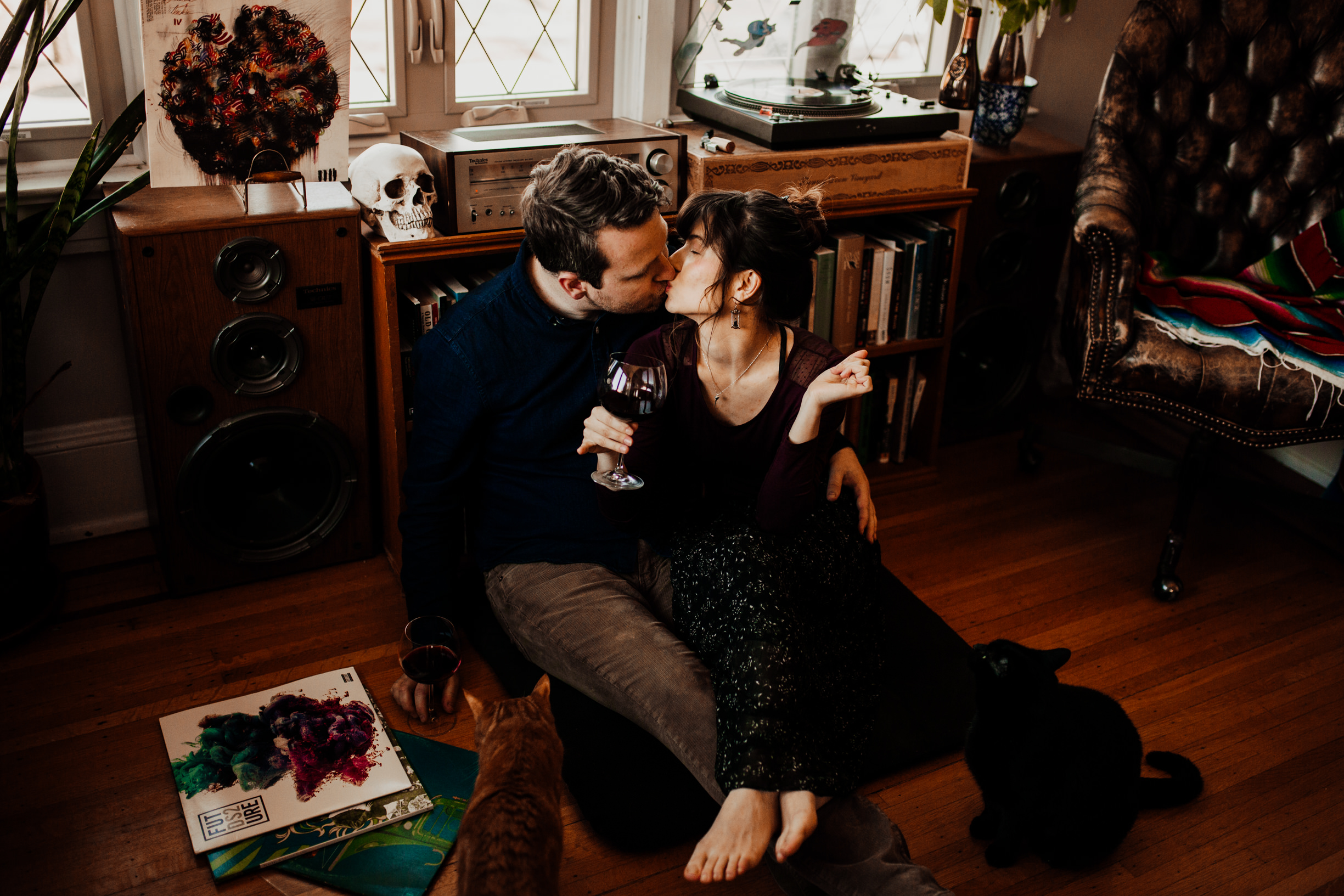 louisville-engagement-photographer-record-store-in-home-session-crystal-ludwick-photo (29 of 53).jpg