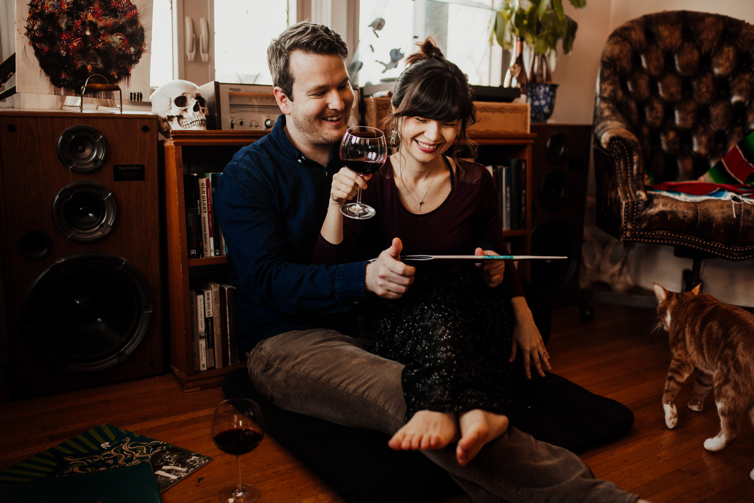 louisville-engagement-photographer-record-store-in-home-session-crystal-ludwick-photo (3 of 53).jpg