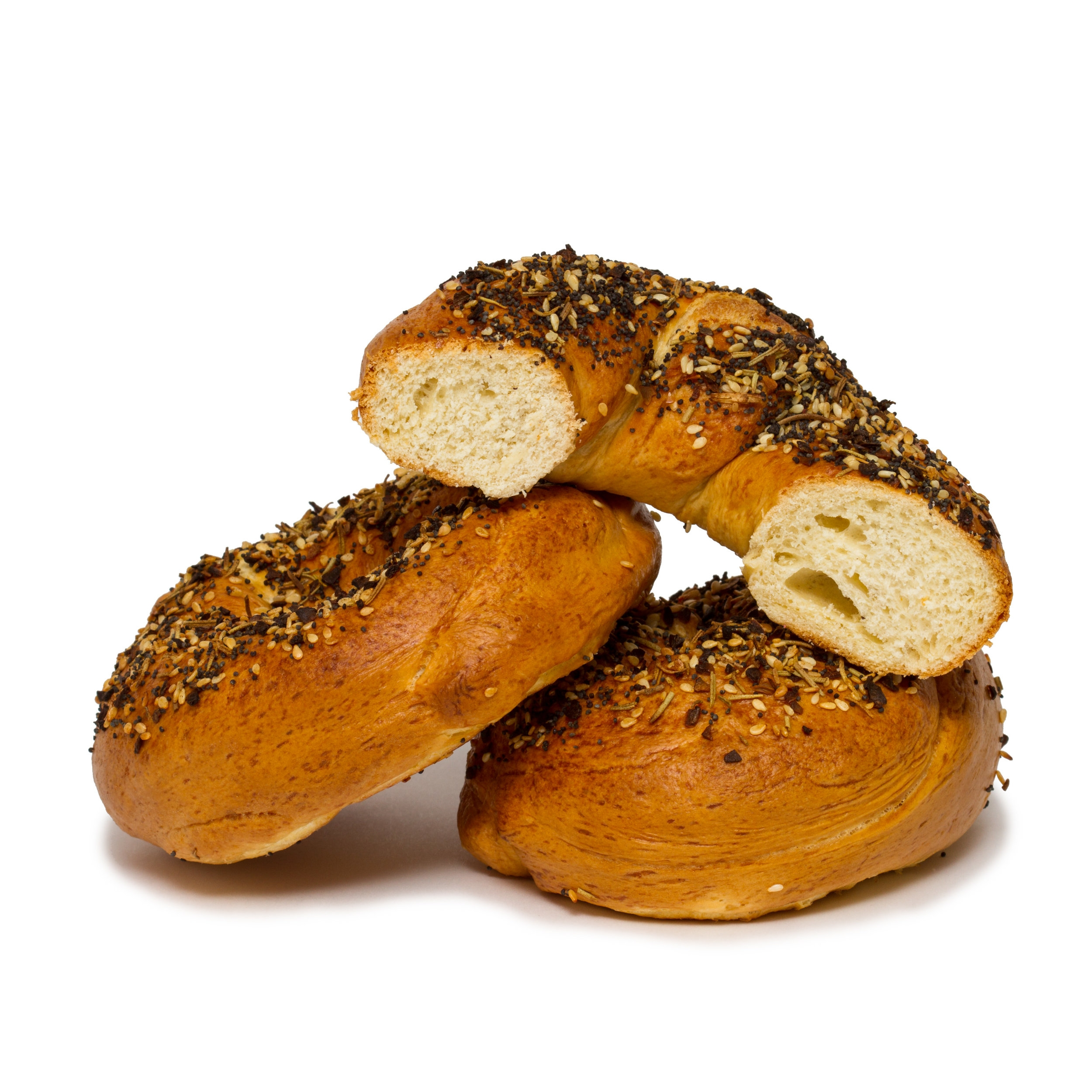 Everything plain Bagel