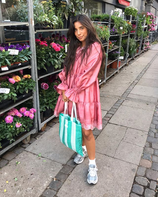 Don't take yourself too seriously!!!1!!! It's not that serious I promise!!!!11!:))))) follow my day at Copenhagen fashion week on @manrepeller's IGGGGGGGG🌸🌸🌸🌸🌸