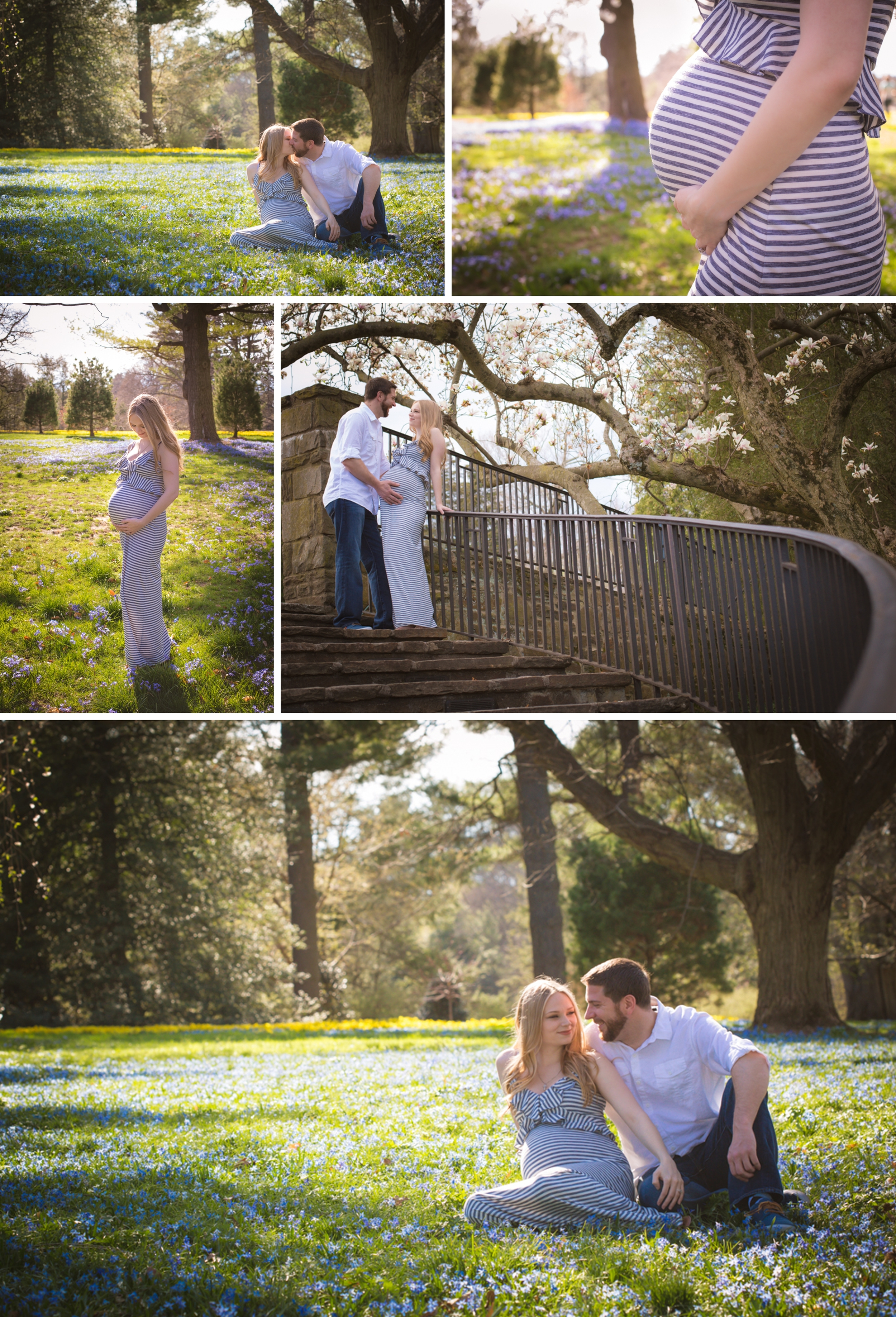 Longwood Gardens Maternity
