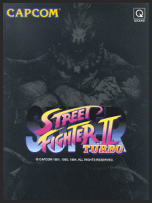 STREET FIGHTER 2: TURBO