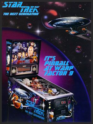 STAR TREK: PINBALL