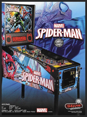SUPER-MAN VAULT EDITION PINBALL