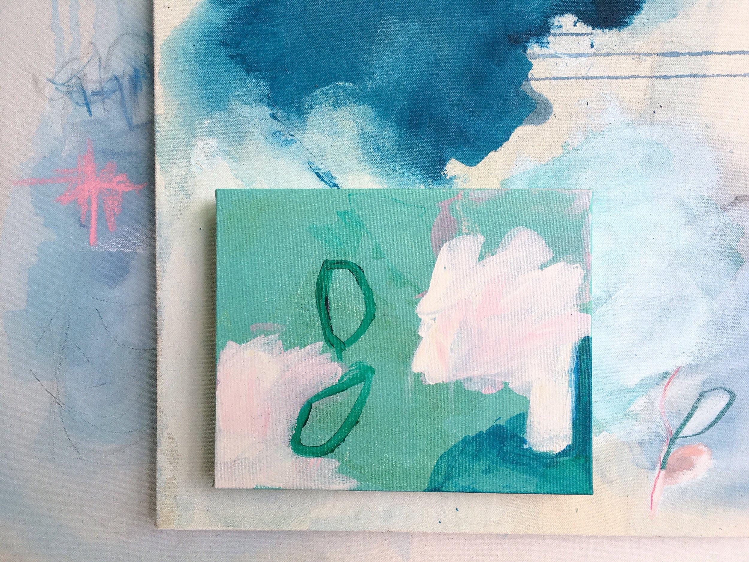 JULIE BRETON | ART EXPLORATION
