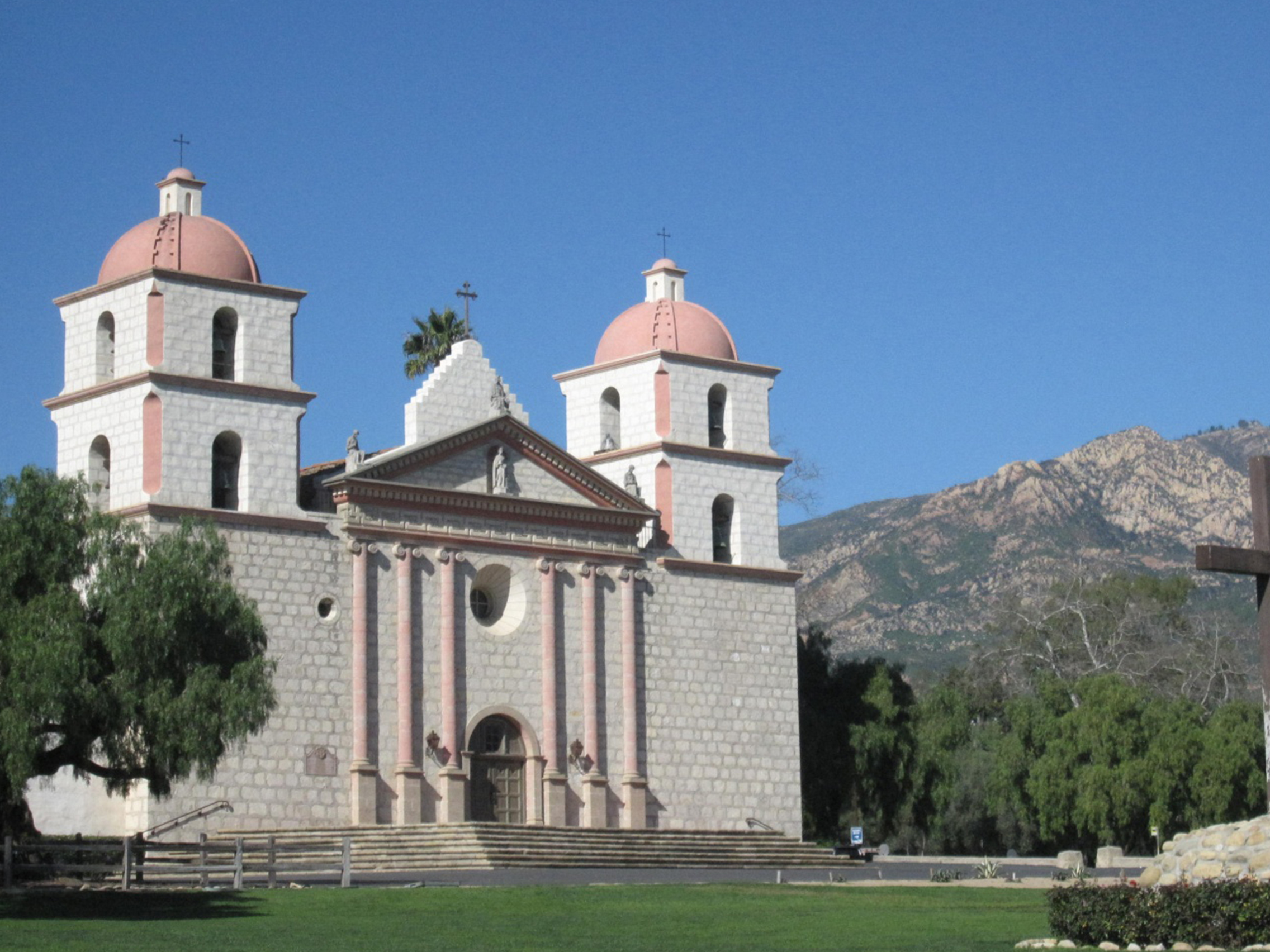 Mission Church - Before - 2011