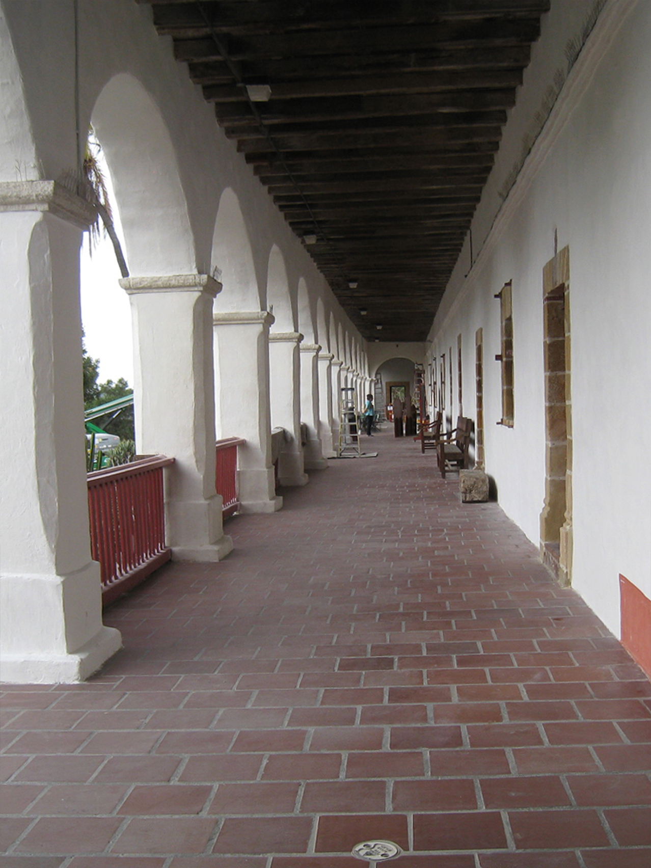 Convento Wing - Nearing Completion - 2015