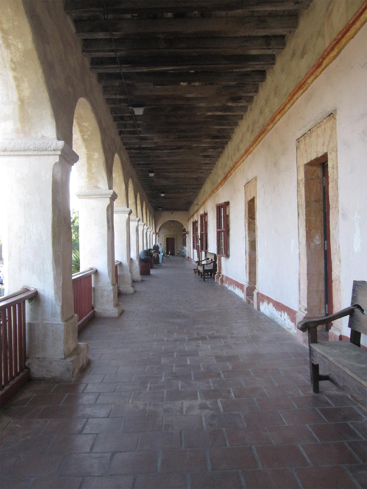 Convento Wing - Before - 2011
