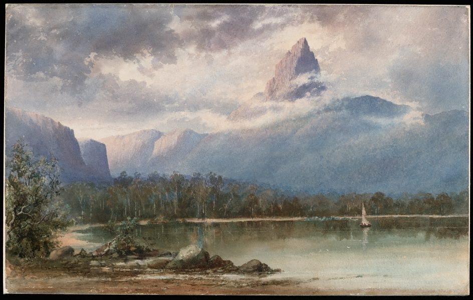 Mt Ida, Lake St Clair