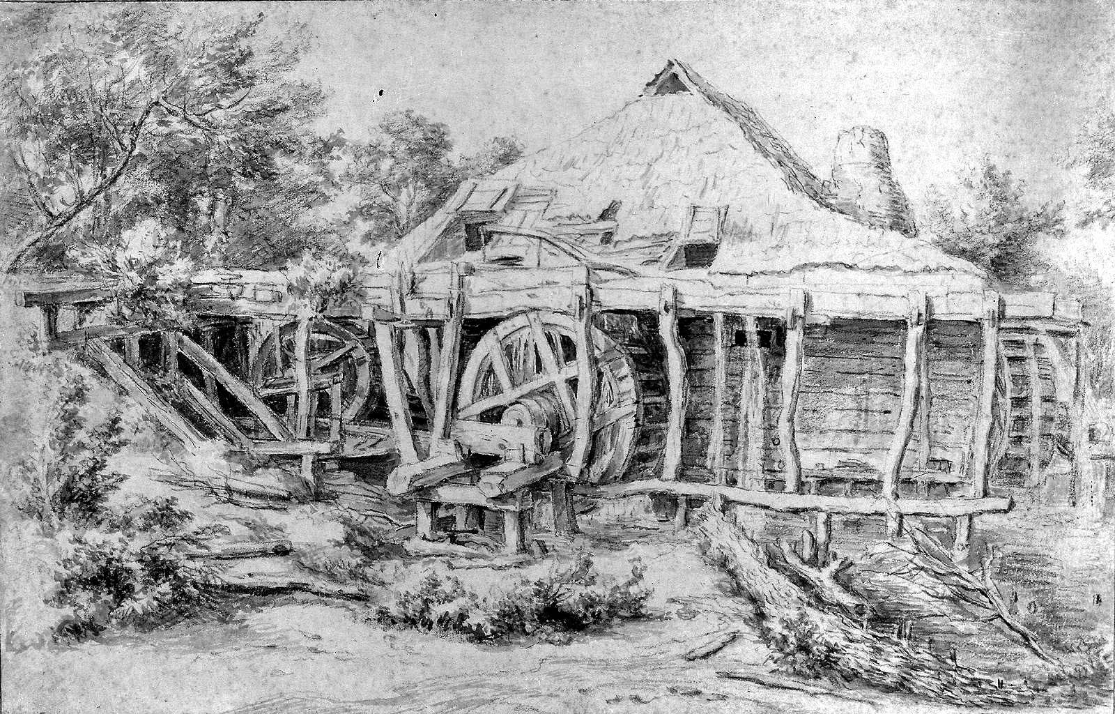 The Watermill, Sun