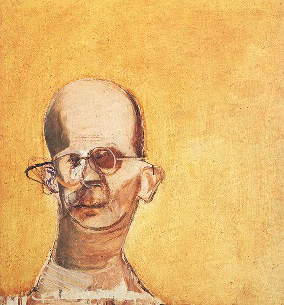 Portrait of John Christie