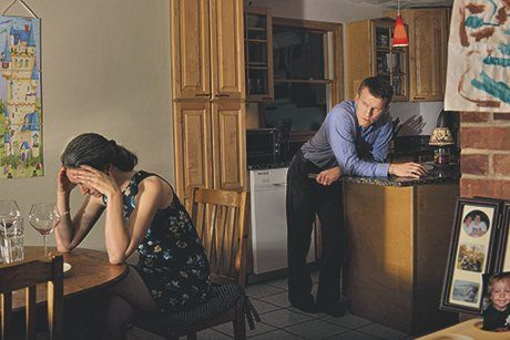 Jessica Todd Harper, The Agony In The Kitchen 2012
