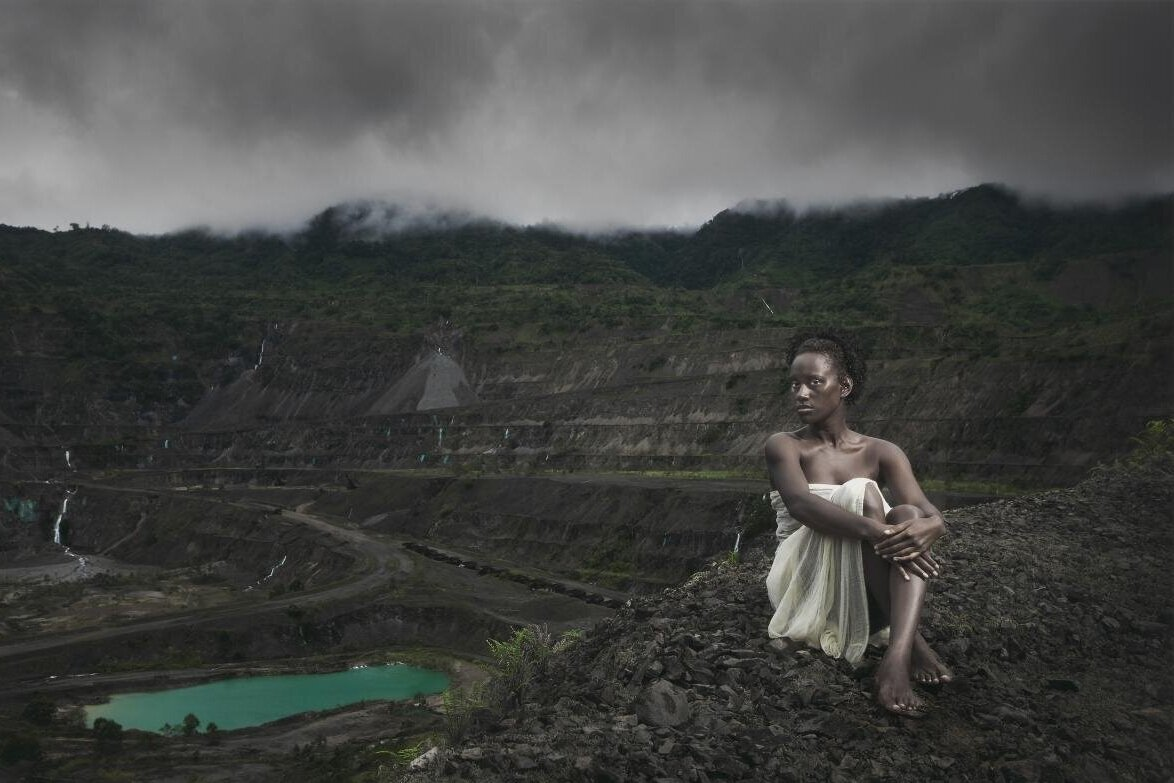Sami and the Panguna mine 2009–10 (Bougainville), Taloi Havini & Stuart Miller