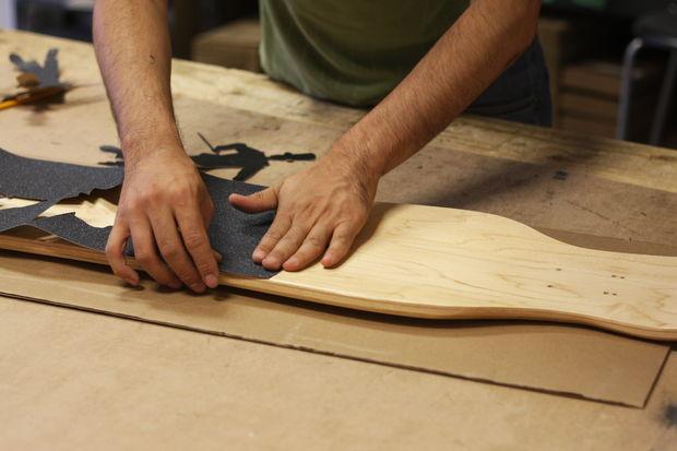 How to Cut Grip Tape Art — RoarockIt