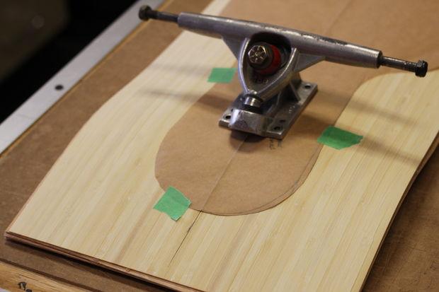 How to Build a Bamboo Longboard — RoarockIt
