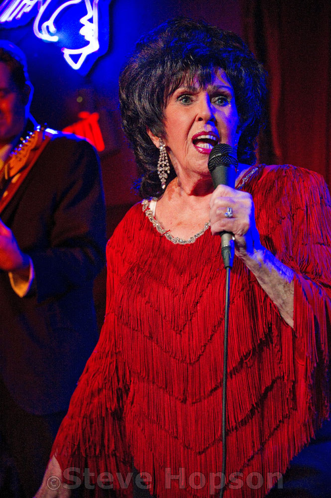Wanda Jackson plays the Continental Club