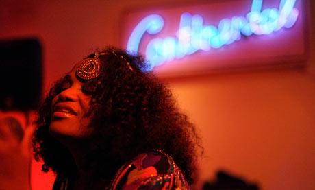 Tameca Jones photo © Greg Giannukos