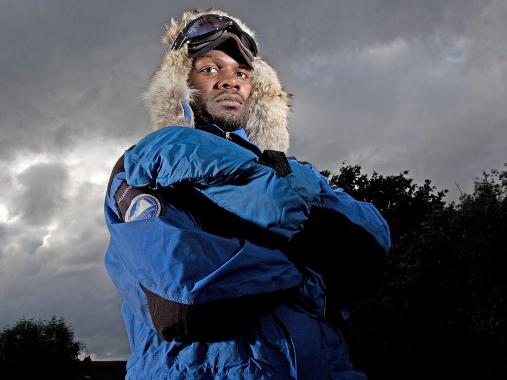 In 2010,  Dwayne Fields  was the first young black Briton to walk 370 miles to reach the North Pole.  Born in Jamaica, Dwayne grew up in the UK from the age of 6. He has been the victim of both knife and gun crime and as a result of his experiences of the effects of gangs and crime, he decided to change his life.  He became an adventurer/explorer, completed a combined honours degree in Psychology, International Development and Business Management and spent three years as an electrical mechanical engineer for London Underground before following his passion and raising funds to reach the North Pole.  In 2013 Dwayne was awarded the freedom of the city of London.  Dwayne is a force to be reckoned with, and will be talking to us about his exciting plans for his next big adventure  www.dwayne-fields.com