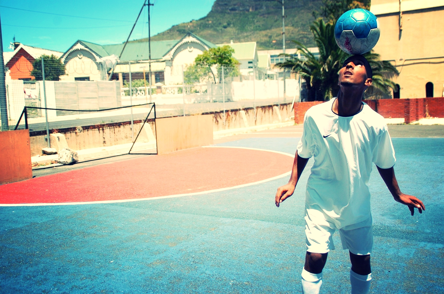 STREETBALL - A Feature Documentary directed by Demetrius Wren following a street soccer league from Cape Town, South Africa.