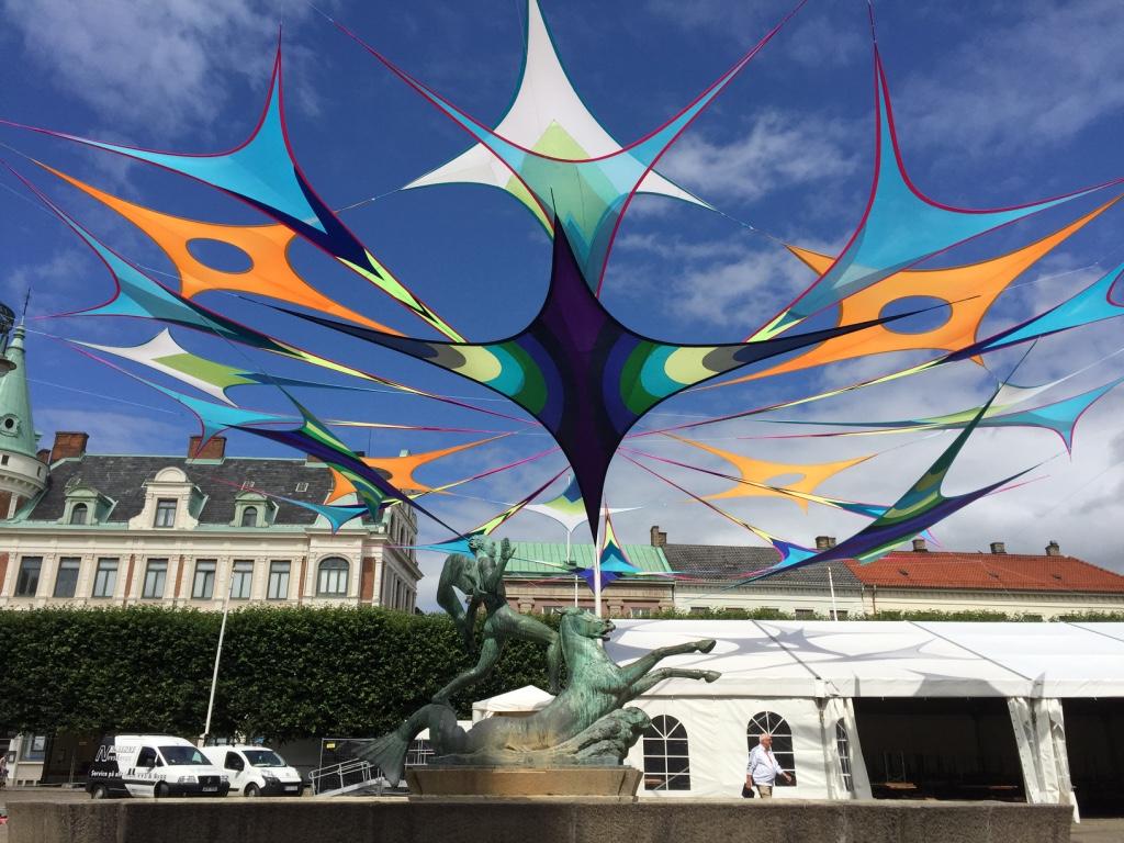 Landskrona stadsfestival Rådhustorget